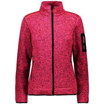 CMP SweatjackenWOMAN JACKET - 3H14746 pink