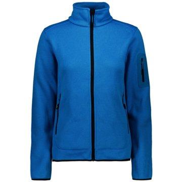 CMP SweatjackenWOMAN JACKET - 3H14746 blau