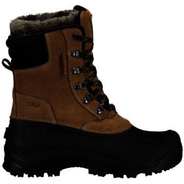 CMP Outdoor SchuhKINOS SNOW BOOTS WP - 3Q48867 braun