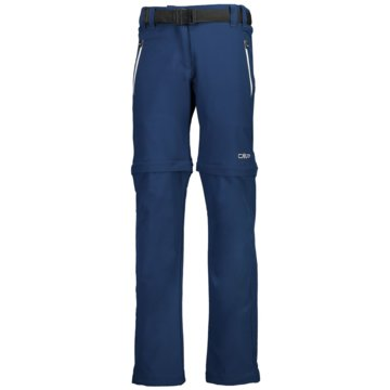 CMP OutdoorhosenKID G ZIP OFF PANT - 3T51445 blau