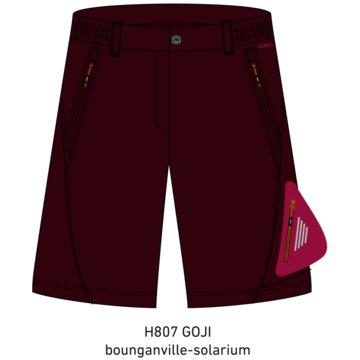 CMP kurze SporthosenWOMAN BERMUDA - 3T58666 rot