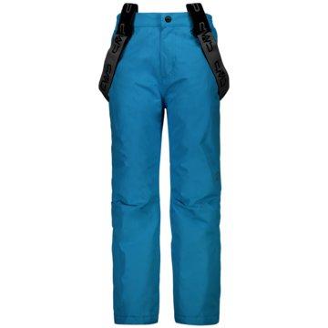 CMP Kurze HosenKID SALOPETTE - 3W15994 blau