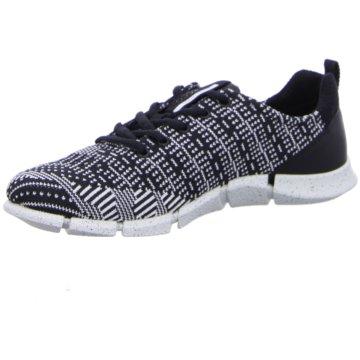 Ecco Sneaker LowIntrinsic Karma schwarz