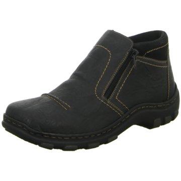Rieker Komfort Stiefel0739002 braun