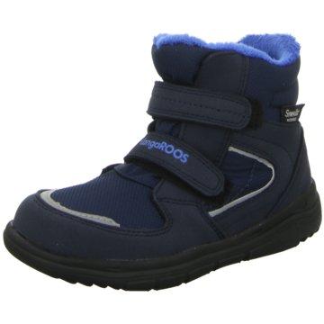 KangaROOS Klettstiefel7489-24201-1 blau