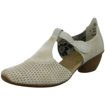 Rieker Komfort Sandale4373640 beige
