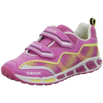 Geox Klettschuh pink