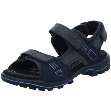 Ecco Sandale7499-34016-1 blau