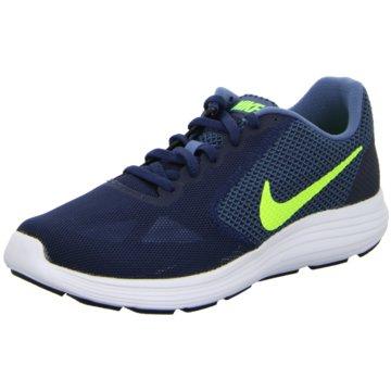 Nike Sneaker LowRevolution 3 blau