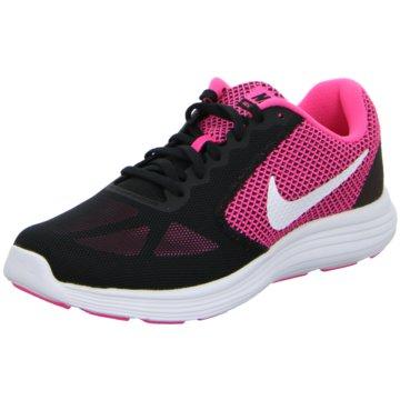 Nike Sneaker LowWMNS Revolution 3 schwarz