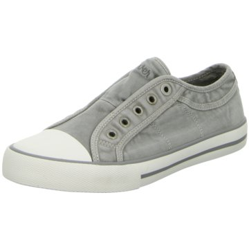 s.Oliver Sneaker LowDa.-Slipper grau