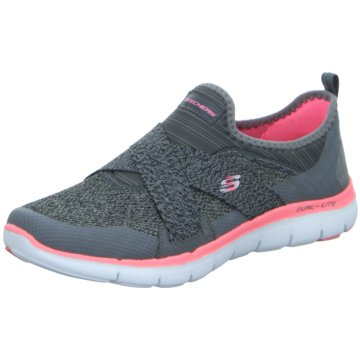Skechers - Flex Appeal 2.0 - New Image,Grau -