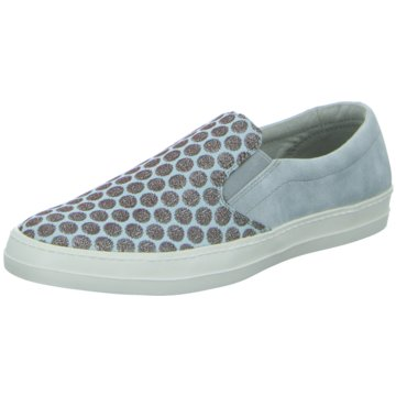 Tamaris Sportlicher SlipperTouch it blau