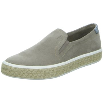 Tamaris - Slipper Halbschuh Casual -  grau