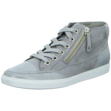 Paul Green Sneaker HighSneaker silber