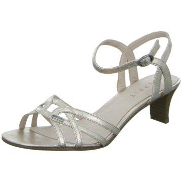 Esprit RiemchensandaletteBirkin Sandal silber