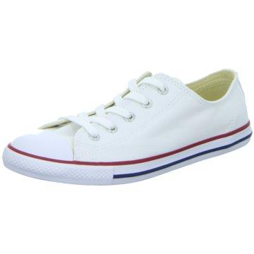 Converse Sneaker LowAS OX weiß