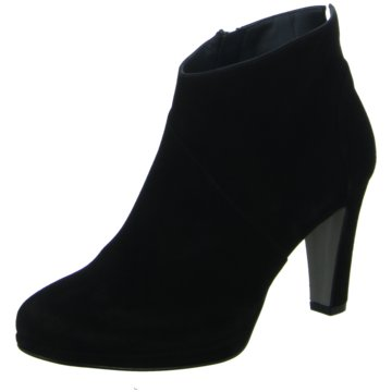 Paul Green Ankle Boot8996 schwarz