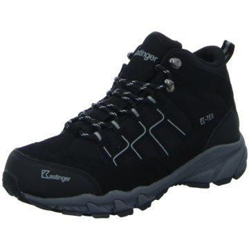 Kastinger Outdoor Schuh schwarz