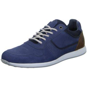 Bullboxer Sneaker Low blau