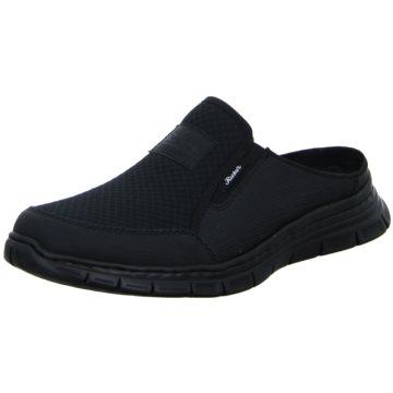 Rieker Komfort Schuh schwarz
