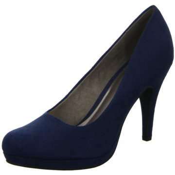 Tamaris - Pumps -  blau