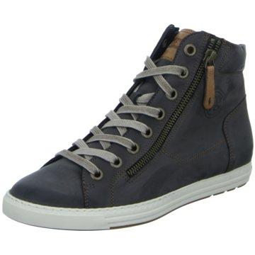 Paul Green Sneaker High1230 grau