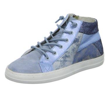 BOXX Sneaker High blau