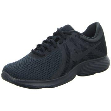 Nike Sneaker LowRevolution 4 EU schwarz