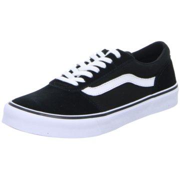 Vans SkaterschuhSneaker schwarz