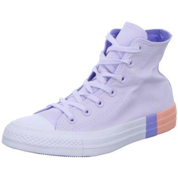 Converse Sneaker High lila