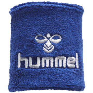 Hummel SchweißbänderOLD SCHOOL SMALL WRISTBAND blau