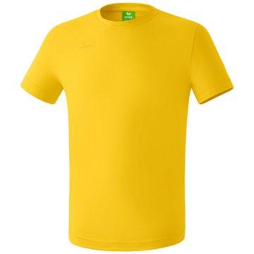 Erima T-Shirts gelb