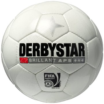 Derby Star BälleBRILLANT APS HS CLASSIC - 1700 weiß