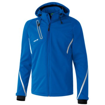 Erima Trainingsjacken blau