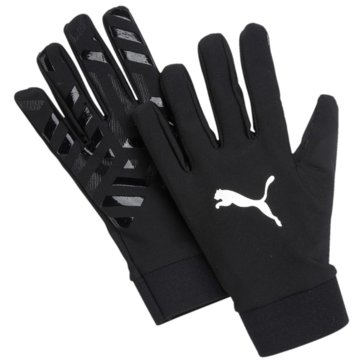 Puma Torwarthandschuhe schwarz