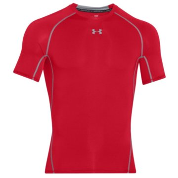 Under Armour T-ShirtsHG ARMOUR SS - 1257468 rot