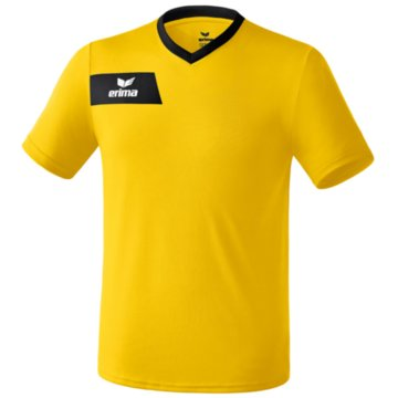 Erima Fußballtrikots gelb