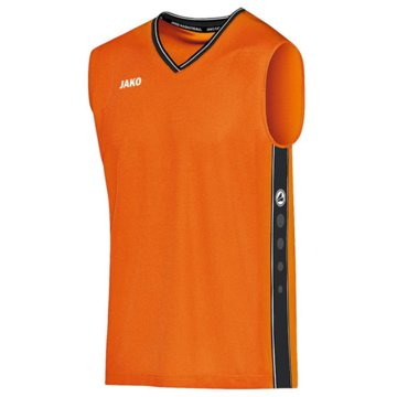 Jako Basketballtrikots orange