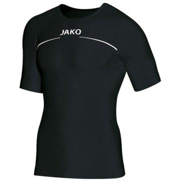 Jako Shirts & Tops schwarz