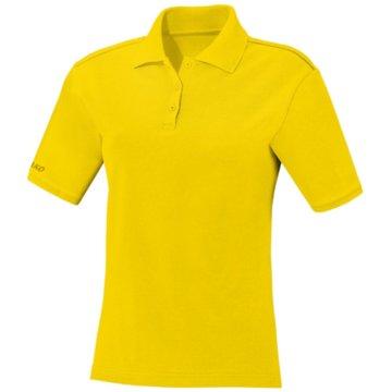 Jako PoloshirtsPOLO TEAM - 6333D 3 gelb