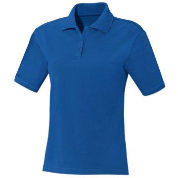 Jako PoloshirtsPOLO TEAM - 6333D 4 blau