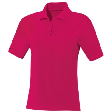 Jako PoloshirtsPOLO TEAM - 6333D 10 pink