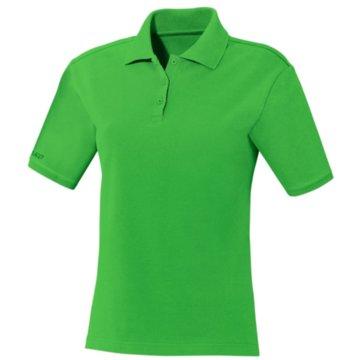 Jako PoloshirtsPOLO TEAM - 6333D grün