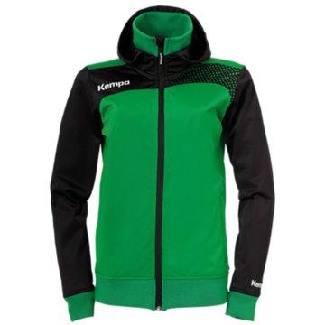 Uhlsport Hoodies grün