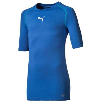 Puma Funktionsshirts blau