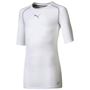 Puma Funktionsshirts weiß