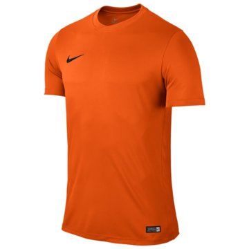 Nike Fußballtrikots orange