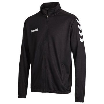 Hummel Trainingsjacken schwarz