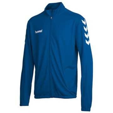 Hummel Trainingsjacken blau